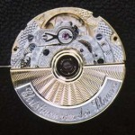 Jochen Benzinger engraved and skeletonized movement