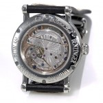 Jochen Benzinger engraved and skeletonized PUW movement