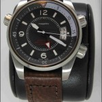 Magalex Alarm 5008 brown strap