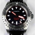 Magalex Divers 2000 meters Snowflake