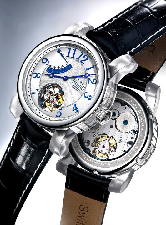 EmaS tourbillon