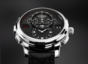 Glashuette Panomatic Counter XL