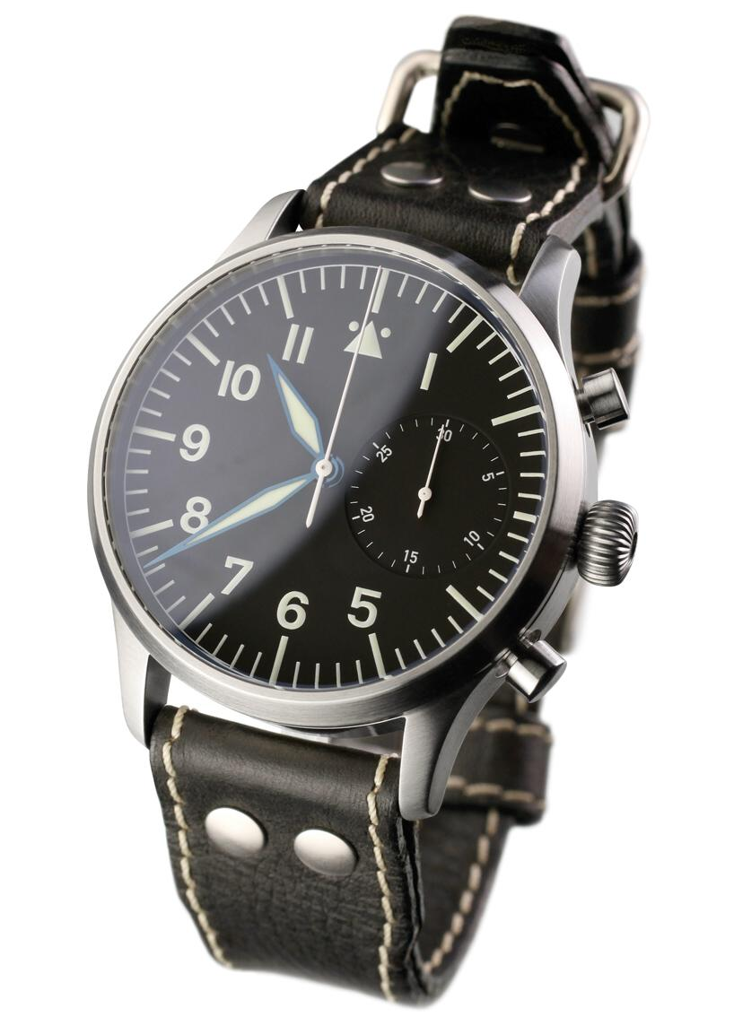 Stowa Flieger Chronograph, courtesy of Timezone.com
