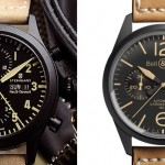 Aged Pilot watches