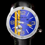 BallCall Hornet - Blue Angels Swiss Quartz