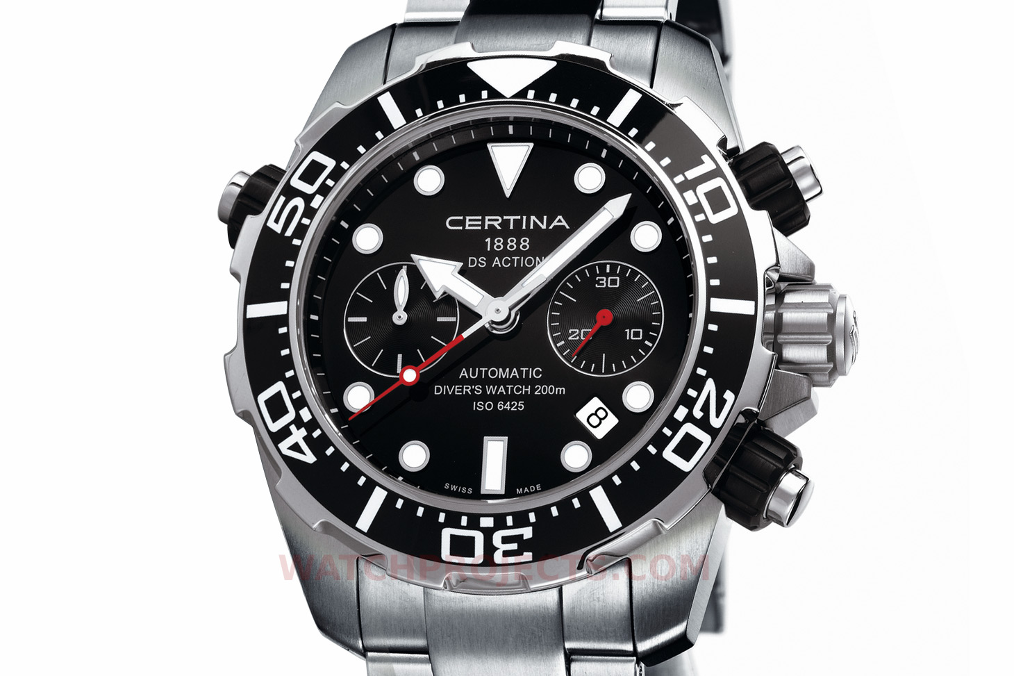 48d2ebd6c CERTINA DS Action Diver Chronograph | independent watch projects