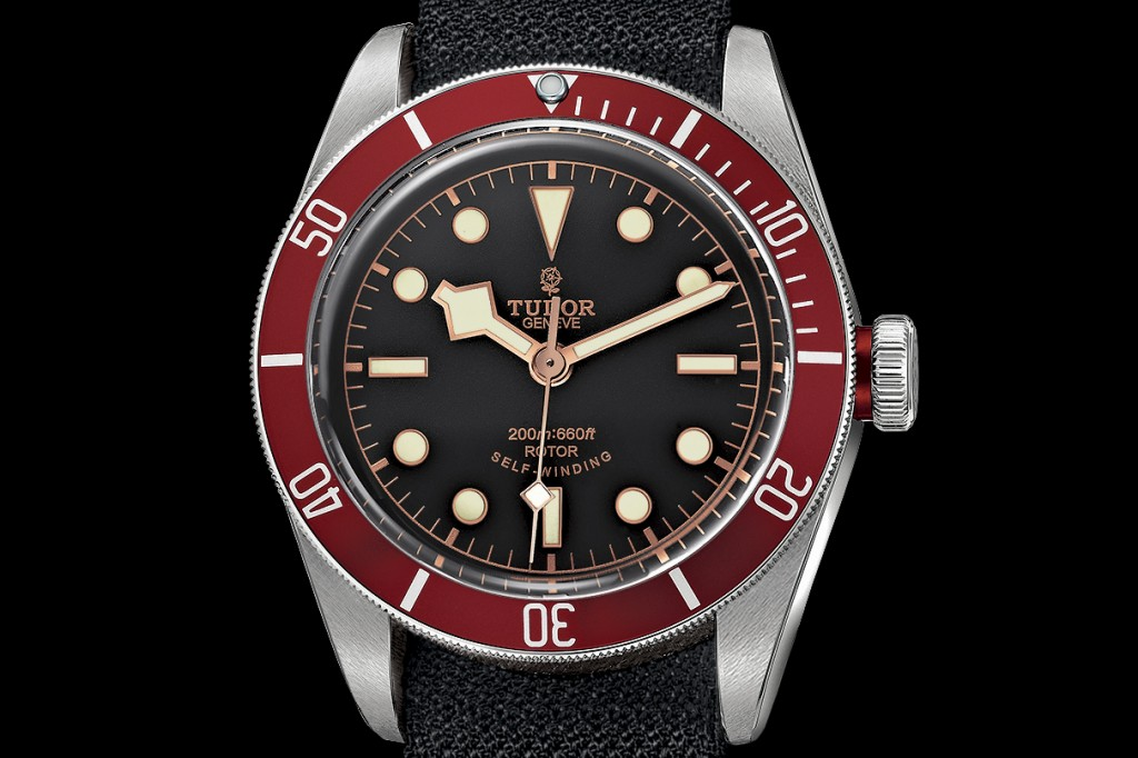 New vintage inspired watch from tudor independent watch - Tudor dive watch ...