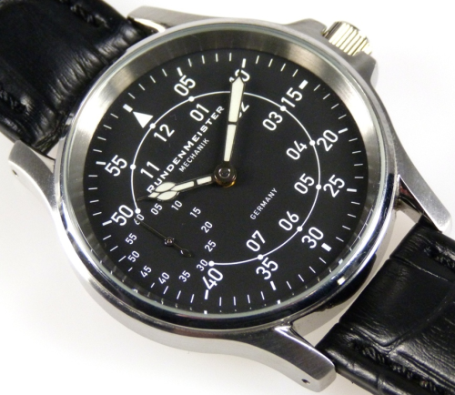 RundenMeister wrist watch