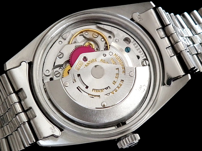 Rolex Oyster Perpetual Datejust auto movement