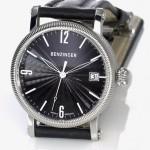 Jochen Benzinger engraved and skeletonized watch